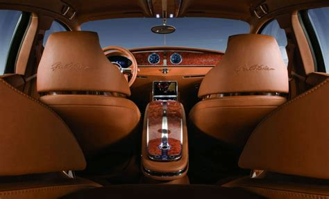 bugatti galibier interior interieur gt bugatti galibier concept