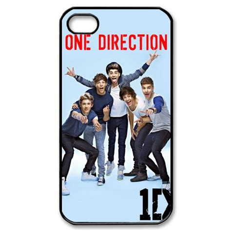 Cool 1d One Directionhard Iphone Casesm cool one direction 1d boy band 5 iphone 4 4s imperialcases accessories on