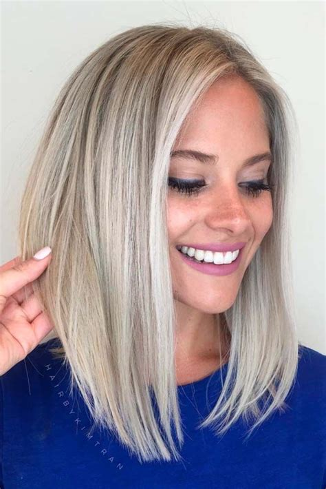 blonde hair ageing 50 platinum blonde hair shades and highlights for 2018
