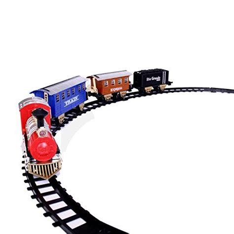 Track Battery Operated dazzling toys battery operated classic and track set d278 new