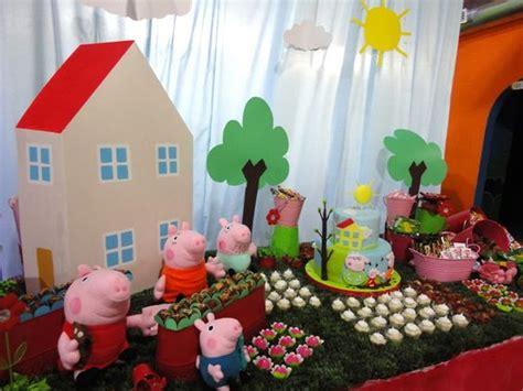 decoracion cumplea os peppa pig decoraci 243 n de cumplea 241 os de peppapig peppa pig birthday decorations partty