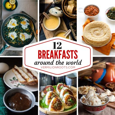 the comfort food cookbook around the world in 40 recipes ã food to give you the feel factor books breakfasts from around the world vermilion roots