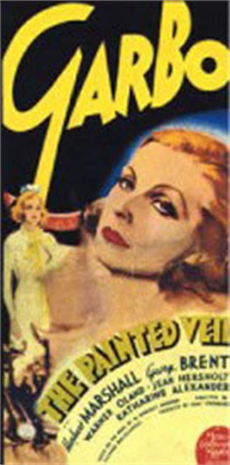 film cina colera il velo dipinto 1934 1934 filmscoop it