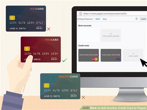 Paypal Business Add Credit Card