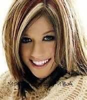 tri colored hair tri color effect
