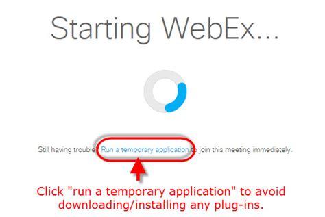 webex test webex test meeting
