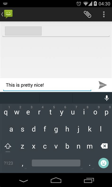 google keyboard themes download android l keyboard with new material theme is now
