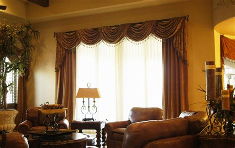 Tuscan Window Treatments Tuscan Style