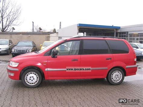 1999 Mitsubishi Space Wagon 2 4 Gdi 1 Hd 7sitzer 8fachber