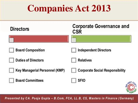 corporations act section 50 companies act 2013