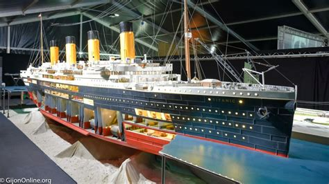 Home Theater Is A Titanic Replica by Ship Ahoy Quot Titanic The Reconstruction Quot Is Here