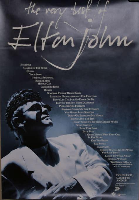 elton best of elton the best of elton vinyl records lp