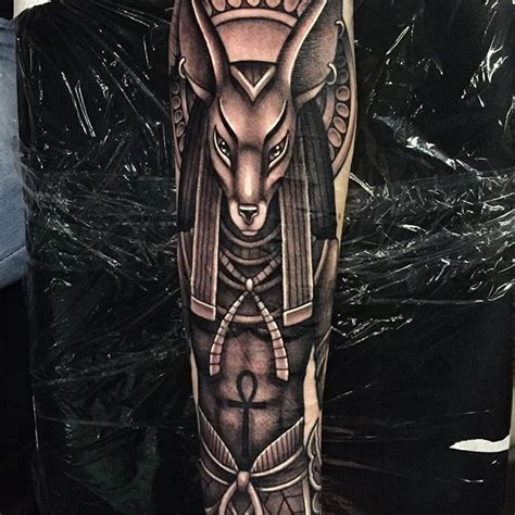 anubis tattoos all things tattoo