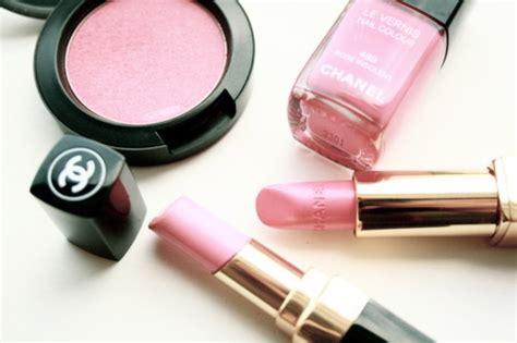 Makeup Chanel Chanel Make Up On