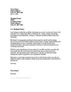 Cover Letter For Management Consulting by Management Consultant Cover Letter Word 2003 Or Newer Letter Sles And Templates