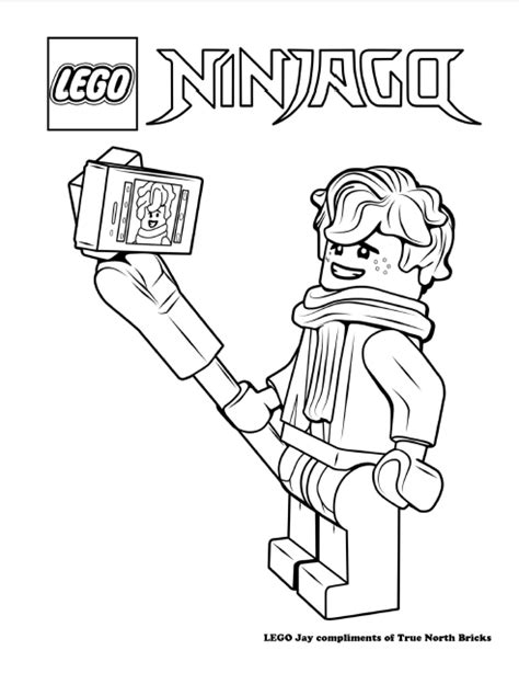 coloring pages ninjago movie lego colouring page jay lego ninjago movie and lego
