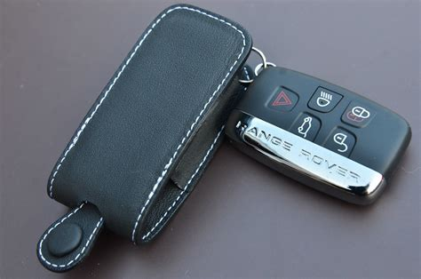 range rover and land rover genuine leather key ebay