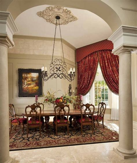 Mediterranean Dining Room by Luxury Dining Room Mediterranean Dining Room Dallas