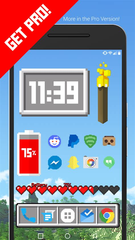 play store themes free themecraft 8 bit theme free version android apps on