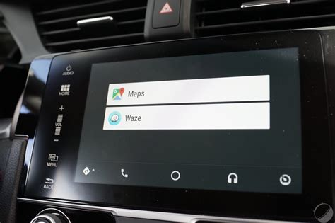 waze android waze sur android auto les premi 232 res images de l interface frandroid