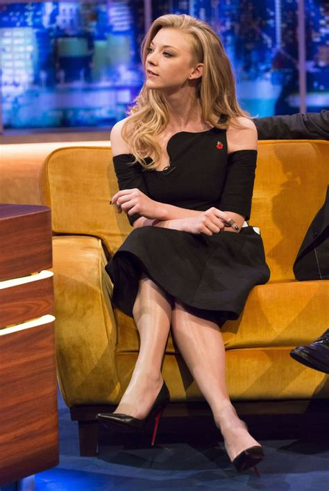 natalie dormer and tv shows natalie dormer on the jonathan ross show november 2014