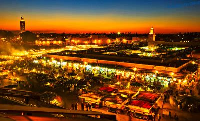 Top Deal Voyage Marrakech