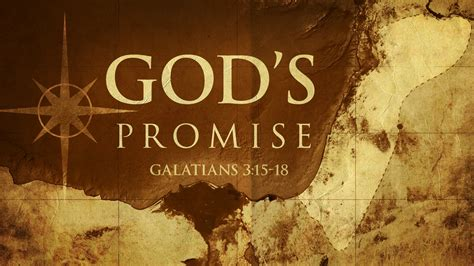 inheritance clinging to god s promises in the midst of tragedy books god s promise galatians 3 15 18
