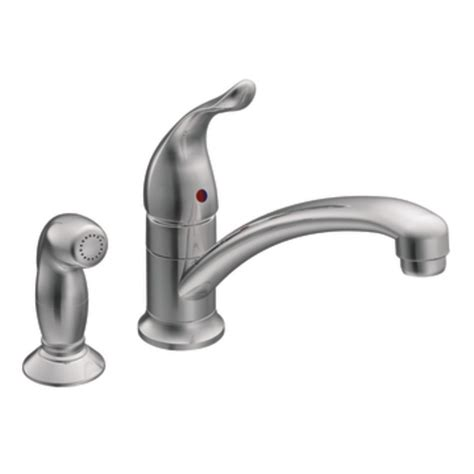 Delta Kitchen Faucet Cartridge How To Replace A Delta Kitchen Faucet Cartridge Leaking Outdoor Faucet