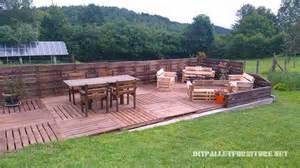 terrasse aus paletten terrasse mit paletten mobel aus paletten mobel aus