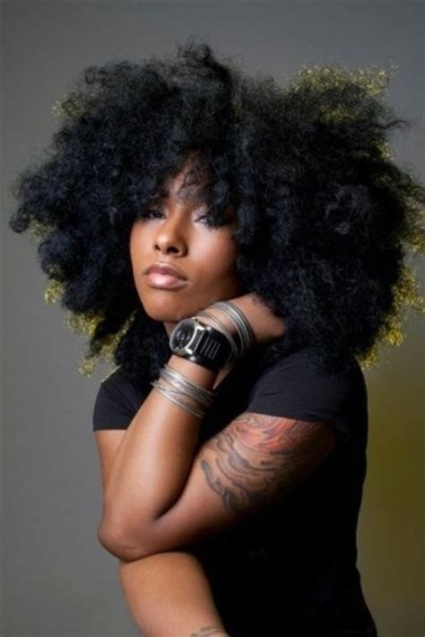 hairstyles for thick natural hair natural afro hairstyles for black women to wear