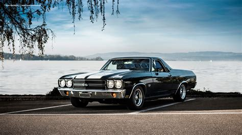 the black el camino black 1970 el camino ss by americanmuscle on deviantart