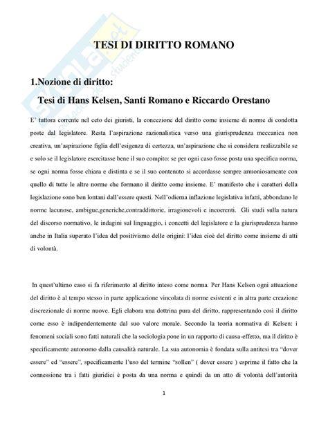 dispensa diritto lavoro i criteri di scelta nelle nozione di diritto kelsen romano e orestano tesi di