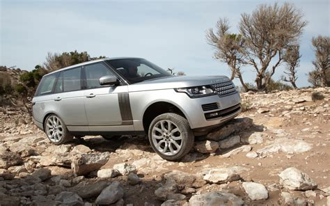 land rover silver 2013 land rover range rover first drive motor trend