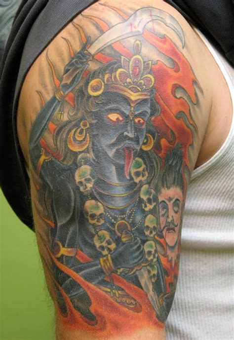 goddess tattoo bali 138 best images about kali tattoos on pinterest