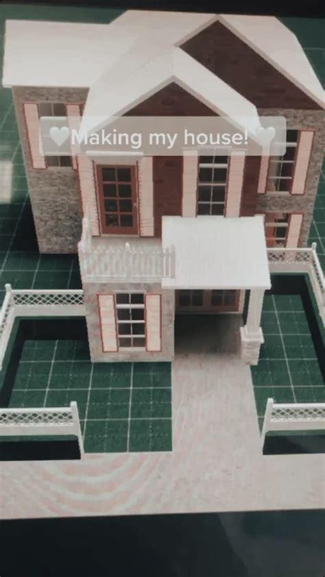 pin  dairys white  bloxburg house ideas   home