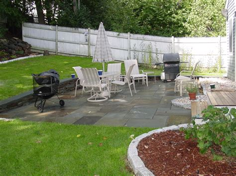 Stone Patio Pictures Blue Stone Amp Granite Patios Masonworkz Landscapes
