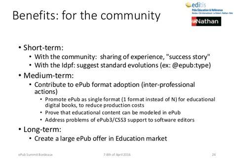 epub format benefits epubsummit 2016 epub for education at editis nathan