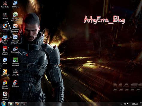 bagas31 ym tema mass 3 effect for windows 7 arhyerna blog blogger
