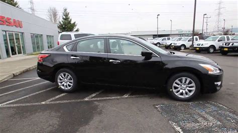 nissan altima black 2014 2014 nissan altima 2 5 s super black en250653 kent