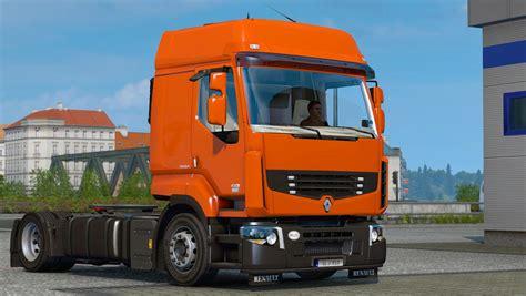 renault truck premium renault premium v1 2 truck truck simulator 2 mods