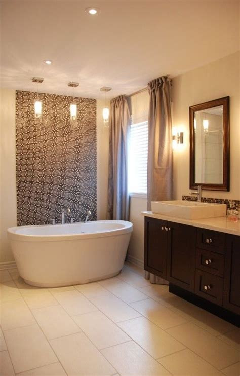 mosaic bathrooms ideas 40 brown mosaic bathroom tiles ideas and pictures