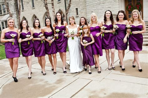 colours that go with purple what color shoes to wear with purple dress for bridesmaids