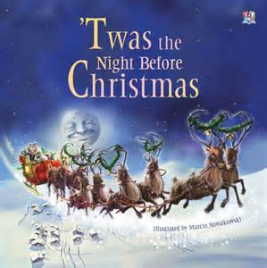 twas the night before christmas top that publishing