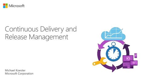 manage assets for the delivery of a release 2015 01 12 techtalk continuous delivery and release