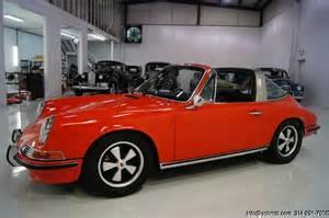 Porsche 911s 1969 1969 Porsche 911 E Targa Daniel Company