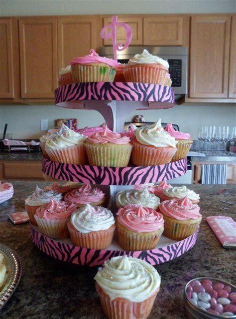 Handmade Cupcakes - handmade cupcake tower with cupcakes crafts
