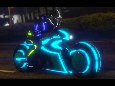 gta 5 online: how to get tron bike (gta 5 online tron