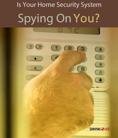 can home security system be used to on homeowners