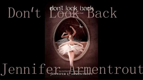 Don T Look The Bed Trailer by Don T Look Back Armentrout Book Trailer