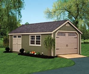 Custom Sheds, Garages, & Pet Structures   Green Acres
